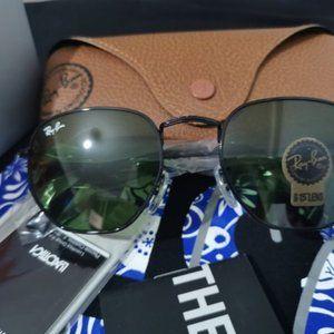 Ray-Ban Hexagonal sunglasses 3548N 52 mm